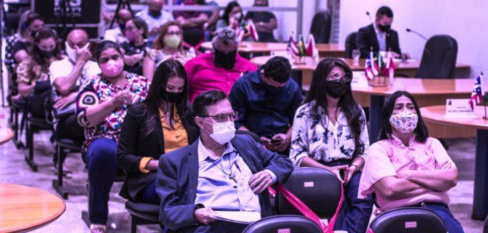 Câmara realizou Audiência Pública da LDO 2022