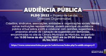 Audiência Pública LDO 2022