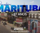 27 anos de criação de Marituba